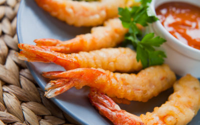 PACIFIC WEST – COATED SEAFOOD